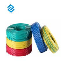 Hot New Products for Heat Resistant PVC Insulated Wires IEC Standard 10AWG Electric House Wiring Cable export to United States Exporter