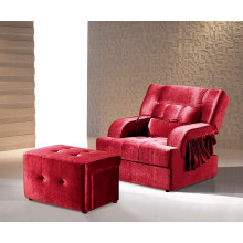 Red Hotel Sauna Chair Hotel Furniture