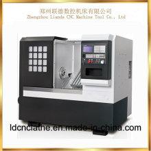 Ck80 Niedrige Förderung Konventionelle Schrägbett CNC Drehmaschine Preis