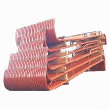 Boiler Components Furnace Wall Heater Tube Panels