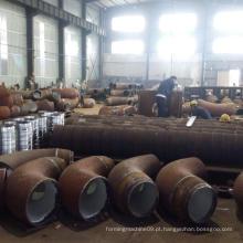 Fabricação de tubo de dobra de rolo formador de rolo