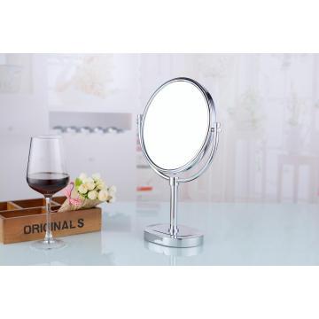 """8"""" двухсторонняя встать латуни стол косметическое зеркало"""
