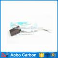 brocha de carbón de alta calidad de la astilla