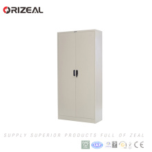 Orizeal low price two doors metal storage cabinets(OZ-OSC007)
