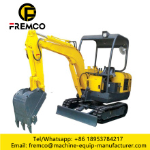 Cheap Price Mini Excavator 0.8 Ton For Sale