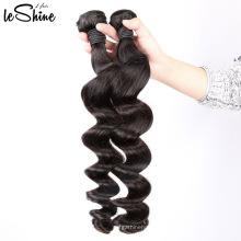 No se vierte tejido de cabello virgen humano sin trasladar