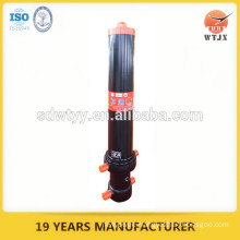 Quality assured hydraulic telescopic dump hoist cylinder