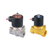 High Quality Stainless Steel Series Solenoid Valve