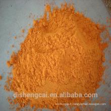 L'approvisionnement organique chinois de poudre de goji fournit l'extrait naturel de Wolfberry 10% -50% poudre de baies de goji