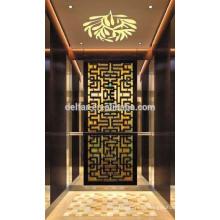Ascenseur résidentiel à bâtiments modernes en bon design