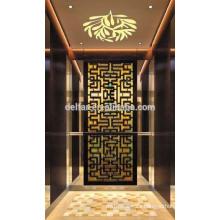 Modern buildings residential elevator in good design