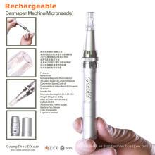 El más nuevo recargable Microneedle Derma Pen Roller (ZX12-060)