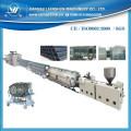 Línea de extrusión de tubo plástico estándar internacional ISO/CE/SGS (PEG)