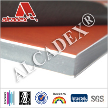 Sound and Heat Insulated Partition Aluminum Composite Wall Panel