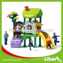 Kinder Schule Kindertagesstätte Outdoor Spiele, Kinder im Freien verwendet kommerziellen Spielplatz Ausrüstung zum Verkauf