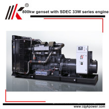 1000KVA DIESEL GENERATOR PRICE WITH GROUP ELECTROGENE AND COLLOIDAL SILVER