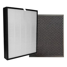 OEM Fy3433/10 Fy3433/20 Fy3432 0.3 Microns True HEPA Filter Replacement for Philips Air Purifier AC3252 AC3254 AC3256 AC3259 AC3258 AC3260