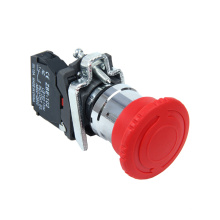 Interruptor pulsador de emergencia XB4-BS542