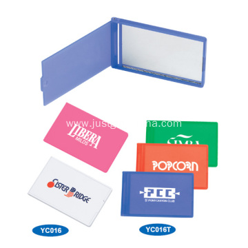 Promotional Square Shape Compact Mirrors