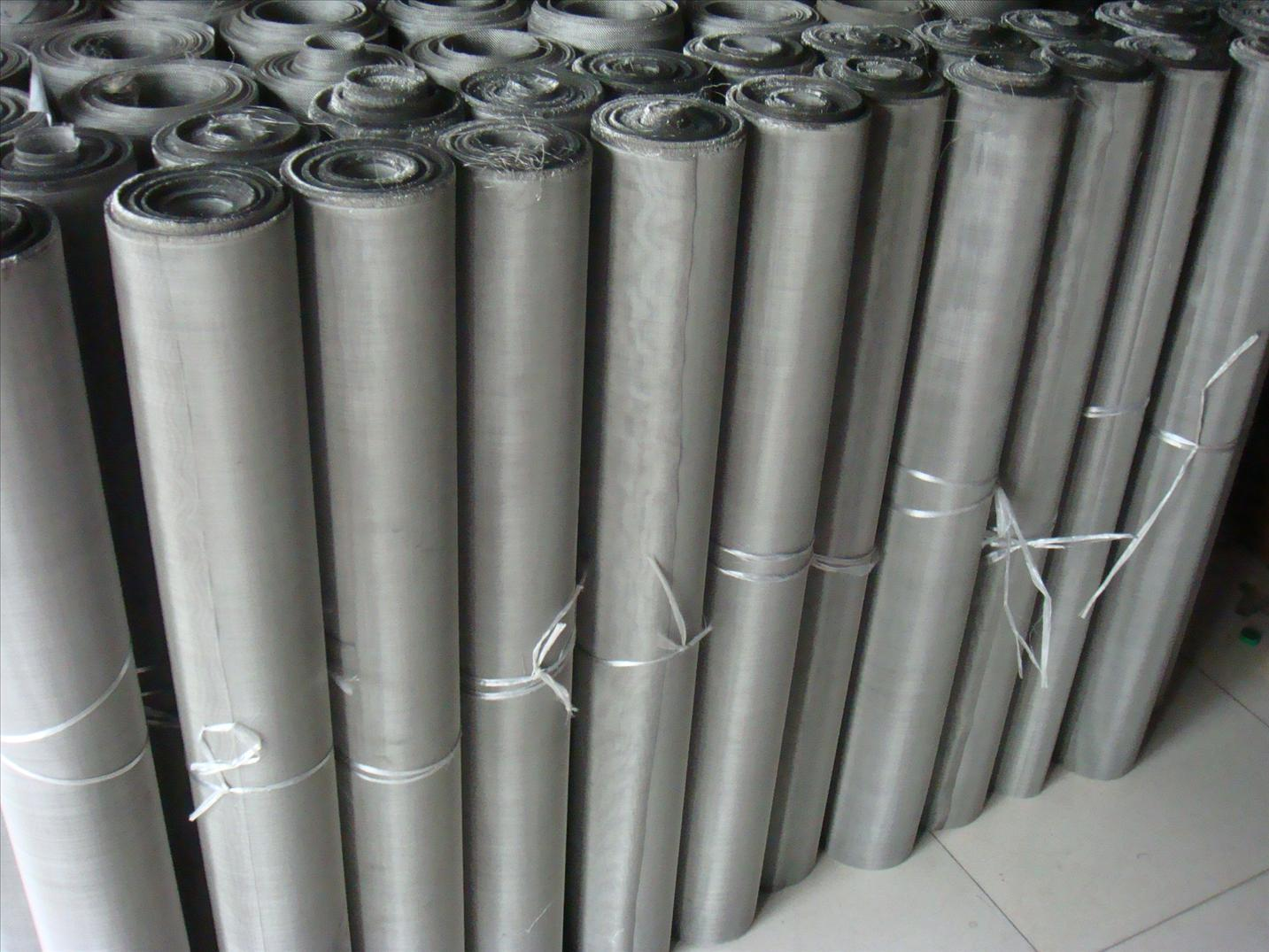 stainless steel screen printing