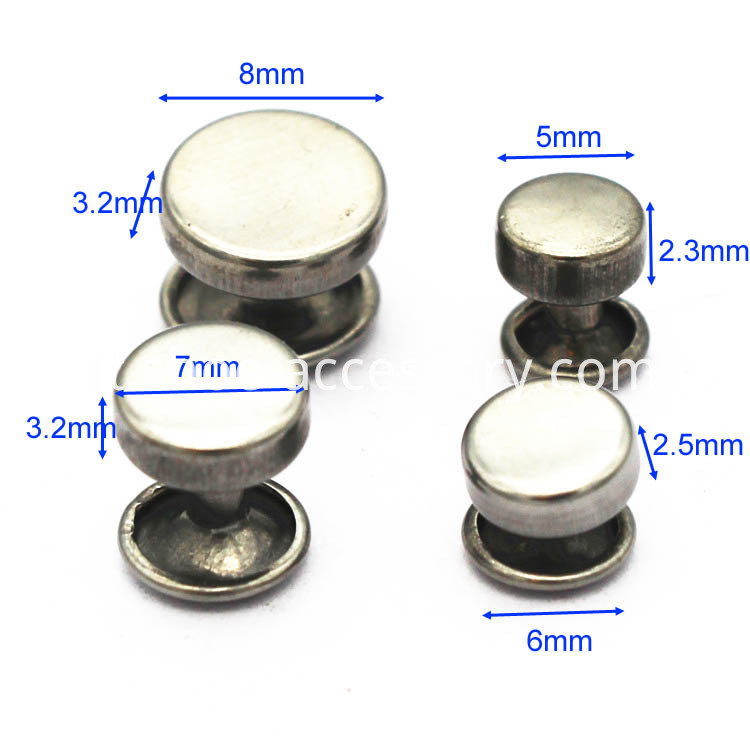 Flat Round Heads Rapid Rivet