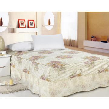 100% микрофибра, печатных пыли рябить юбка кровати установлены кровати юбку
