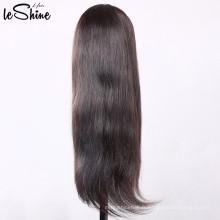 Vente chaude remy cuticule alignés dentelle perruque de cheveux humains matériel usine fournisseur