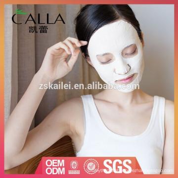 Máscara de argila verde de baixo preço com certificado