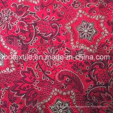 Новое прибытие конкурентоспособной цене Красивые ткани Navidad хлопок
