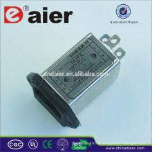Daier Einphasig Zwei Stufen Emi Power Line Elektromagnetischer Filter