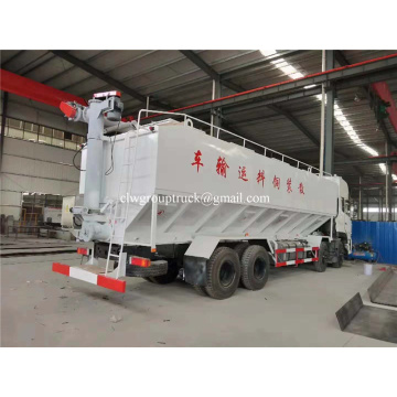 30ton bulk feed transportation truck