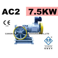 MOTEUR DE TRACTION 750KG 7.5KW AC-2 ASCENSEUR GEAR