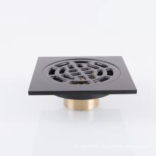 China Shower Deodorant Push Up Core Concrete Grate Drainage System Floor Drain Strainer