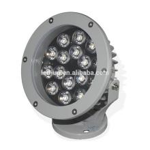18W RGBW DMX512 Luz LED