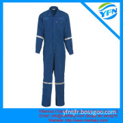 Custom Made Safety Workwears Flame Retardant Work Clothes