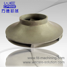 OEM/ODM Stainless Steel Gravity Casting Tap Parts for Kitchen Hardware