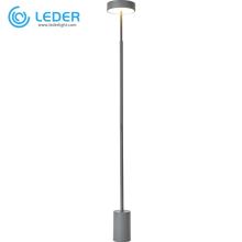 LEDER Bedroom Tripod Floor Lamp
