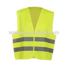 EN ISO 20471:2013 reflective hi vis traffic warning vest