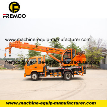 Homemade 10 Ton Truck Crane with Factory Price