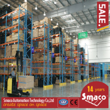 Adjustable Storage Selective Pallet Racking System