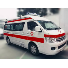 high quality rescue car ambulance vehicle for sale