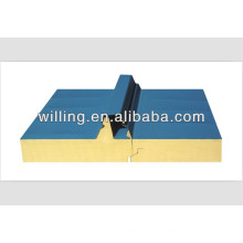 Roof PU sandwich panel for cold room/ cold storage/ freezer/pu sandwich panel / sandwich panel / polyurethane sandwich