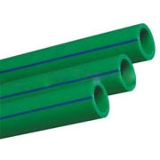 Non-toxic Green High Tensile Strength Flexibile Solid Wall Hdpe Pipe For Wire / Cable