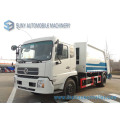 Dongfeng Tianjin 4X2 8000L Compactor Garbage Truck
