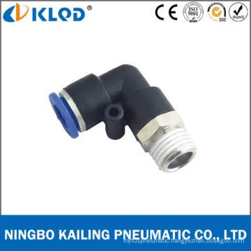 Plastic Material Pneumatic Push in Fittings Pl10-04