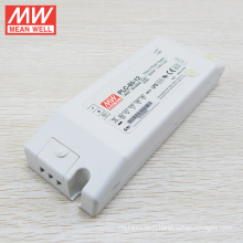 MEAN WELL 12v 5a terminal screw led driver plastic case with pfc ul ce cb PLC-60-12