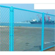 Clôture de l'autoroute / clôture en métal déployé