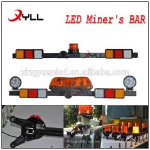 Para los vehículos pesados del camión del vehículo de la basura los accesorios llevaron la barra ligera de la explotación minera