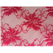 100% Poly Lace Fabric