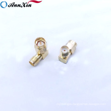 Hot Selling SMA Connector Adaptor RA Male To Female RF Adapter